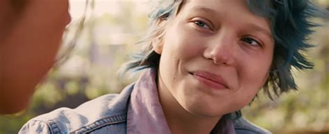 lea seydoux la vie d adèle watch two clips from 2013 cannes palme d or winner blue