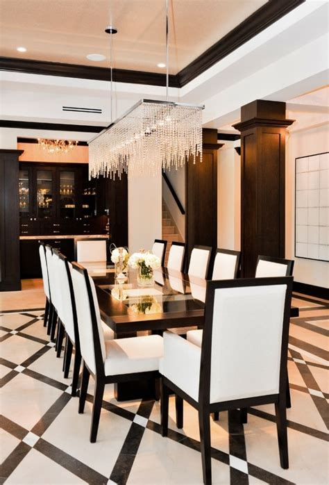 contemporary dining room 15 high end contemporary dining room designs