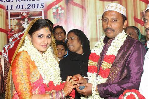 actress sripriya and minister jayakumar actress monika wedding photos