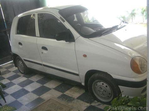 hyundai santro club   sale  karachi cars