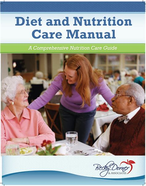 the type 1 diabetes self care manual a complete guide to type 1 diabetes across the lifespan books nutrition care manual diabetes nutrition and dietetics
