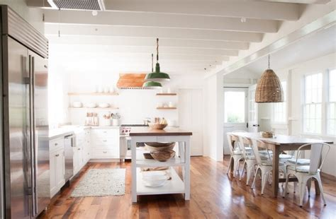 Industrial Farmhouse Kitchen by Rustic Industrial Style Develops As You Master Mix Of