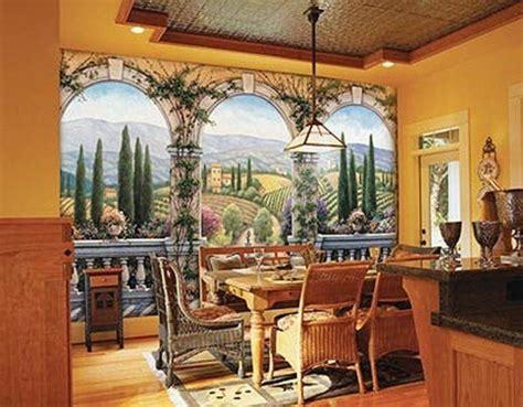 estilo italiano estilo de la toscana espaciohogar