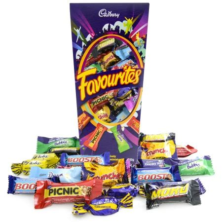Cadbury Favourites cadbury favourites chocolates send chocolates