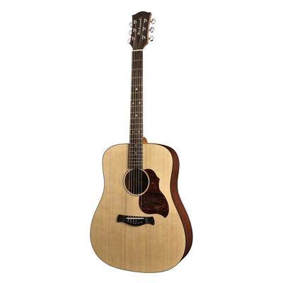 Handmade Acoustic Guitars Uk - d 20 richwood master series handmade dreadnought guitar