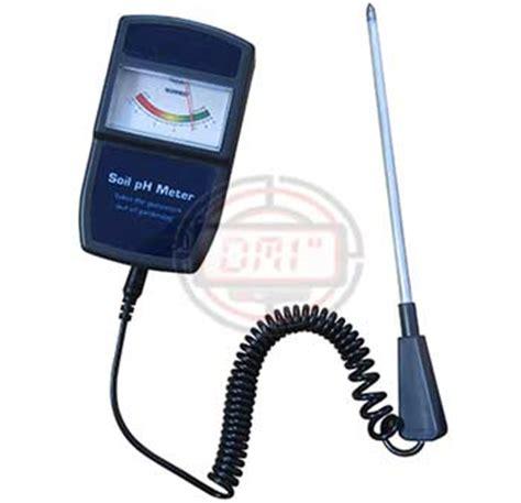 Alat Ukur Kadar Ph Air alat pengukur derajat keasaman ph tanah type etp111
