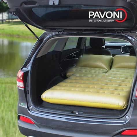 car seat bed car travel cot car shock bed inflatable mattress s rear