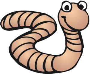 Clipart Of Worms