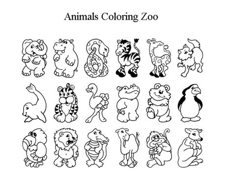 zoo background coloring page free zoo entrance coloring pages