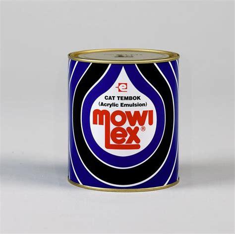 Harga Clear Gloss Kayu jual cat tembok mowilex harga murah jakarta oleh sumber