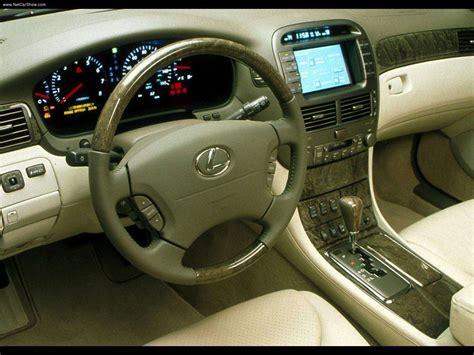 lexus ls430 interior lexus ls430 2001 picture 10 1600x1200