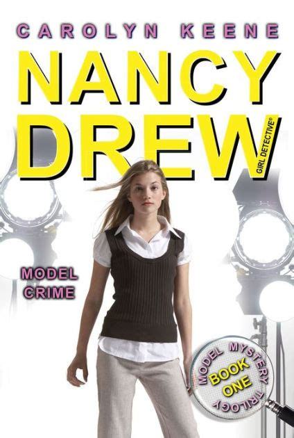 beau a detective mystery books a model crime nancy drew files series 51 by carolyn