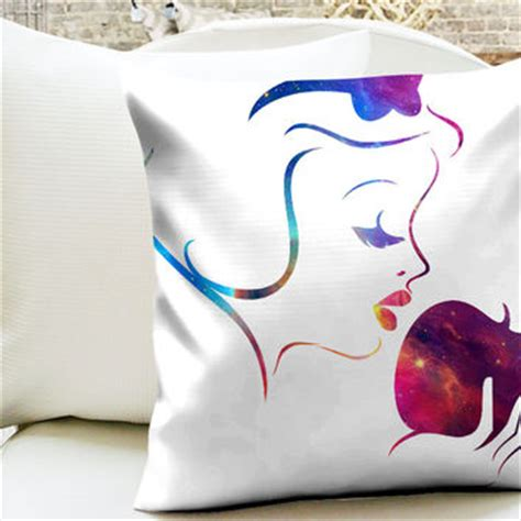 Snow White Pillow by Shop Disney Princess Pillow Cases On Wanelo