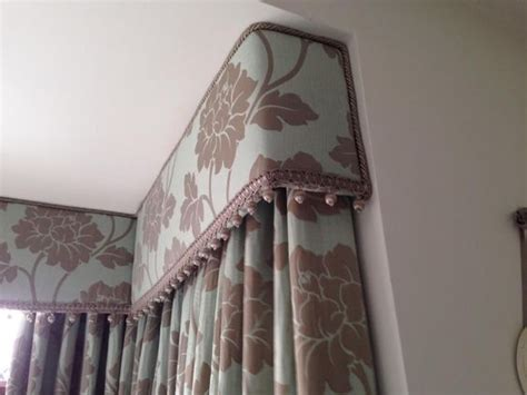 making a curtain pelmet fabric covered pelmets noosa screens and curtains
