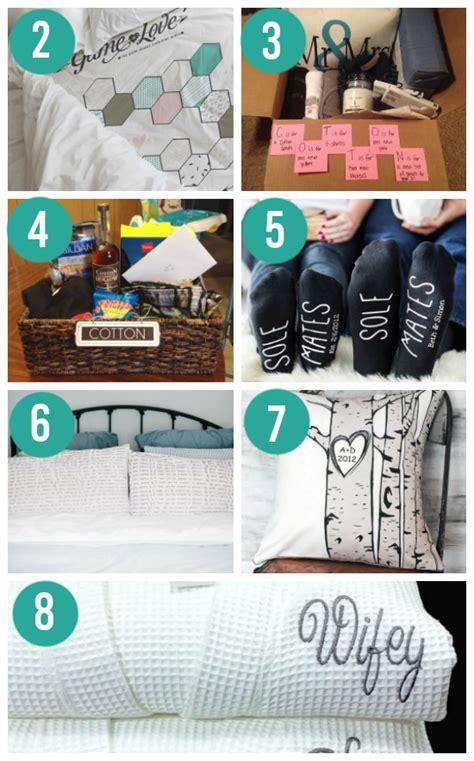 Wedding Anniversary Gift Cotton Ideas by Ideas For Wedding Anniversary Gifts By Year The Dating Divas