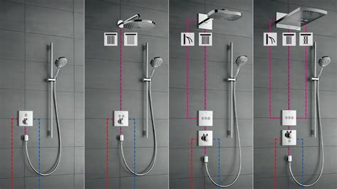 hansgrohe talis s badewanne 1000 ideas about shower kits on corner shower