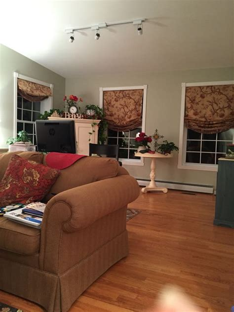 painted my family room benjamin gray mirage at 75 painting made easy my