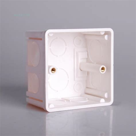 10x wall mounting box for 86 type standard light switch