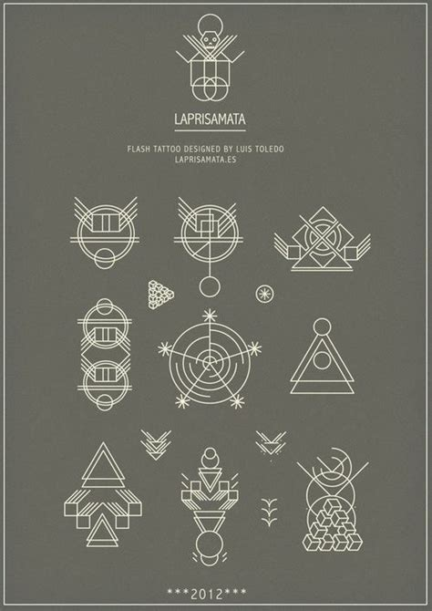 tattoo geometric symbols 21 geometric tattoo tumblr geo pinterest