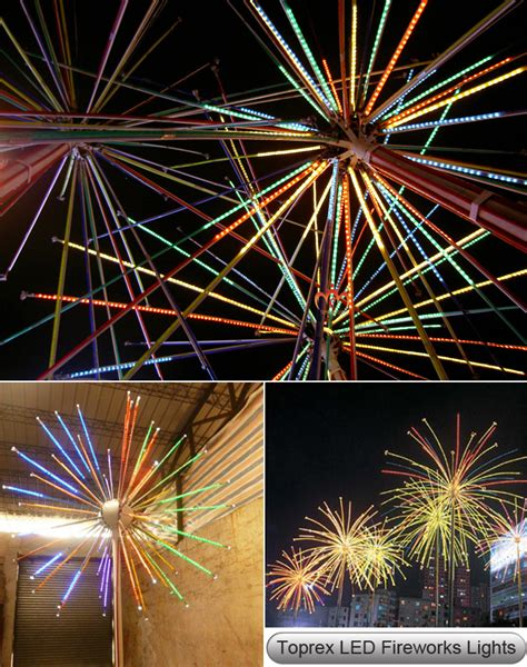 new 2015 excellent cheap led christmas fireworks light