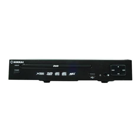 xvid format dvd player nikkai mini dvd player with usb mpeg4 avi divx xvid new ebay