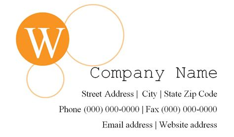 Custom Business Cards Templates Word 2010 by Make Your Own Business Cards Word 2010 Images Card