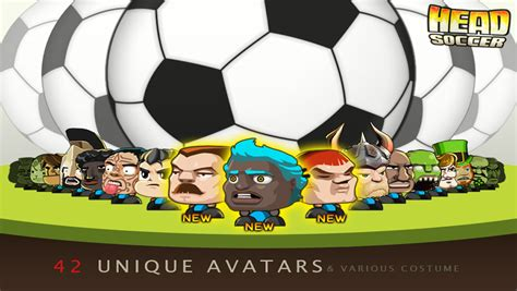 download game head soccer mod apk v5 0 7 head soccer 2 3 1 mod apk unlimited credits free for android