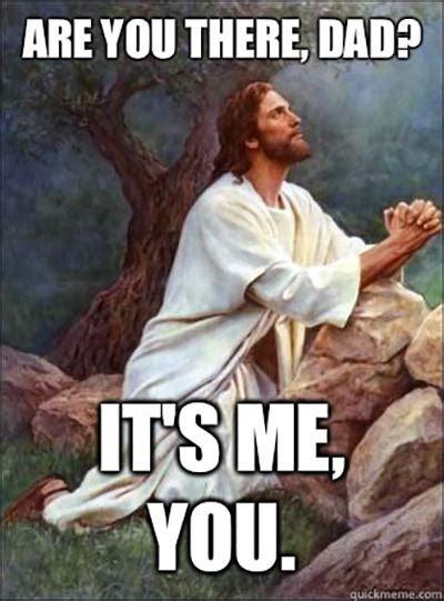 Trinity Meme - praise be unto the meme jesus memes to celebrate easter