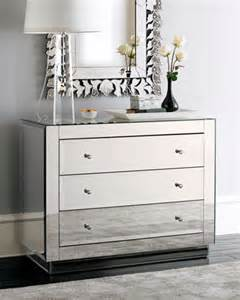 Chest Bedroom Dressers Mirrored Chest Traditional Dressers By Horchow