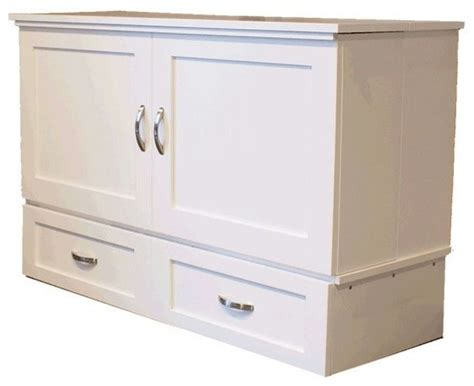 murphy bed cabinet country style full cabinet bed white murphy bed by