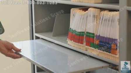 Open Shelf Filing Cabinets   Open File Shelving   End Tab