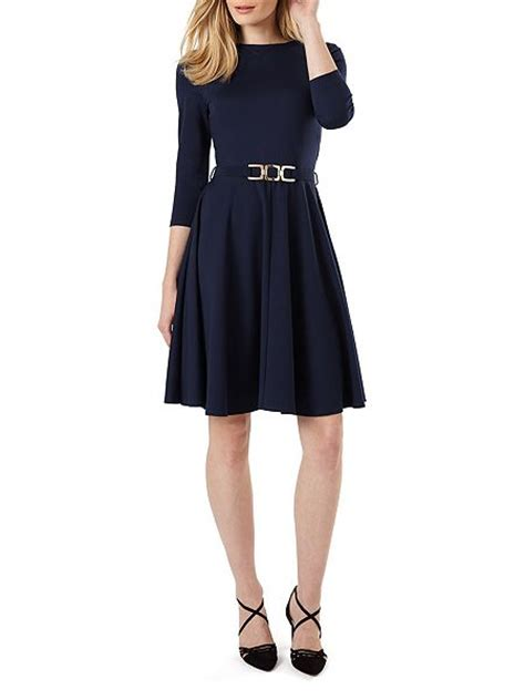 phase eight swing dress phase eight belted ponte swing dress navy house of fraser