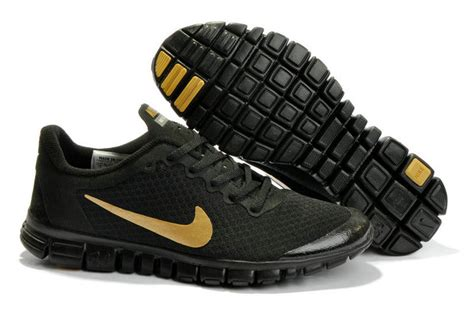 black and gold nike shoes nike free 3 0 running shoes black gold nike running shoes