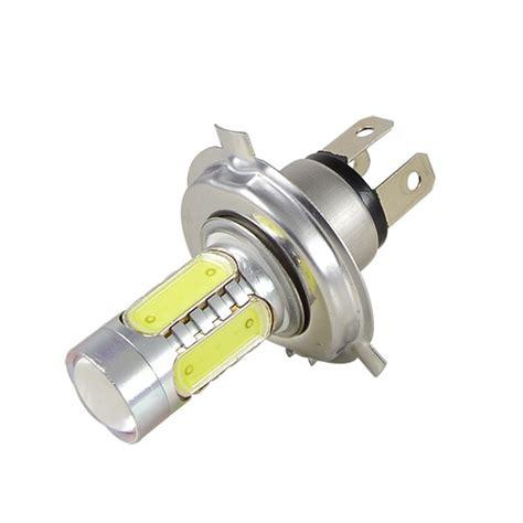 H4 White Led Fog Light 7 5w mengsled mengs 174 h4 7 5w led car light cob led l led