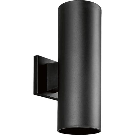 progress lighting p5713 30 progress lighting p5713 31 black cylinder 2 light outdoor