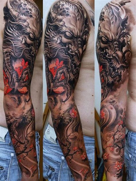 nice sleeve tattoos for men 55 best sleeve tattoos