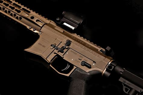 arsenal democracy arsenal democracy s reaper 33 rifle recoil