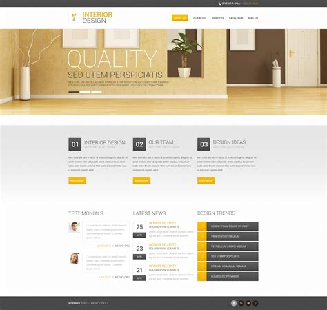 drupal free template free responsive drupal 7 x template v 2