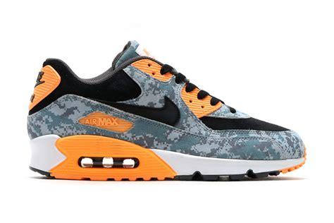 Nike Air Max 90 Camo nike air max 90 prm blue fox camo hypebeast