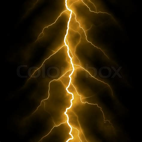 Florr Plans by Electric Lighting Background Yellow Stock Photo Colourbox