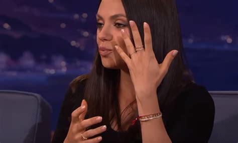 mila kunis bought and ashton kutcher s wedding rings