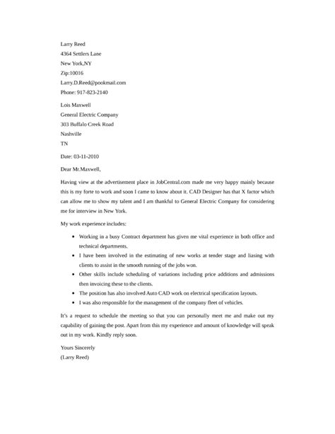 reed covering letter reed cover letter