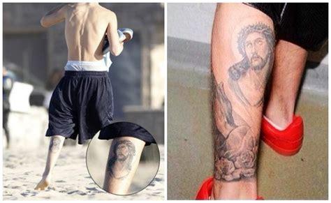 tatuajes de justin bieber y su significado los tatuajes de justin bieber y sus significados