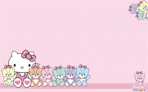 template powerpoint hello kitty sanrio backgrounds wallpaper cave