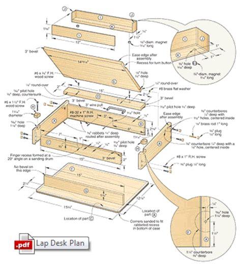 folding lap desk plans wood plan next wood magazine desk plans