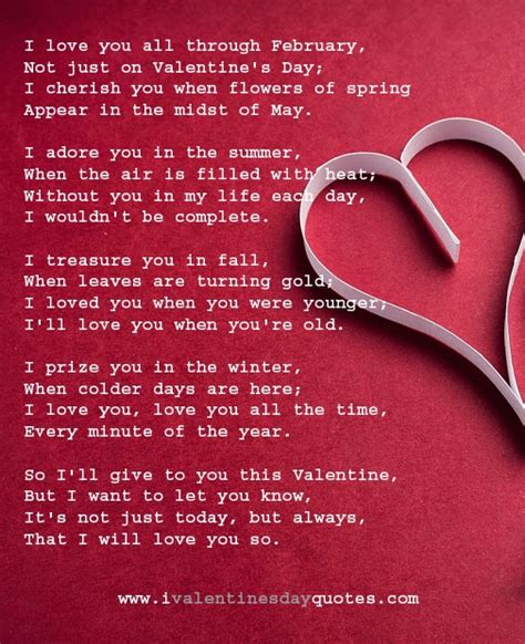 valentines day poems gallery valentines day poems for