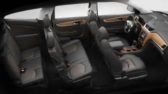 Chevrolet Traverse Seating Chevrolet Traverse 2014 Talla Desempe 241 O Calidad Y