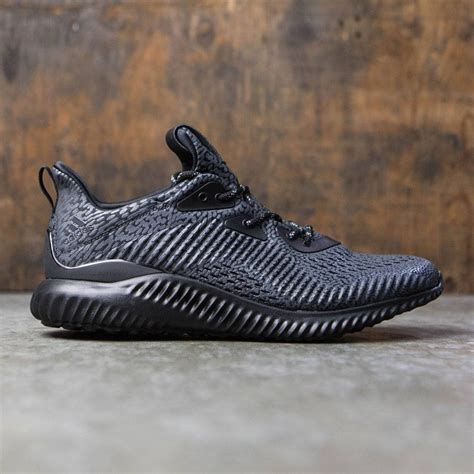 Alphabounce Black Grey Adidas Alphabounce Ams Black Solid Grey Footwear White