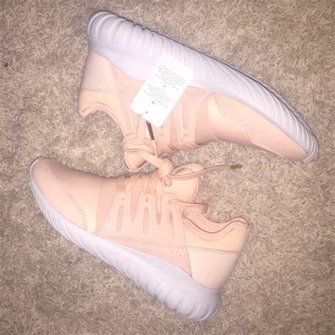 adidas adidas tubular blush pink sold from s closet on poshmark