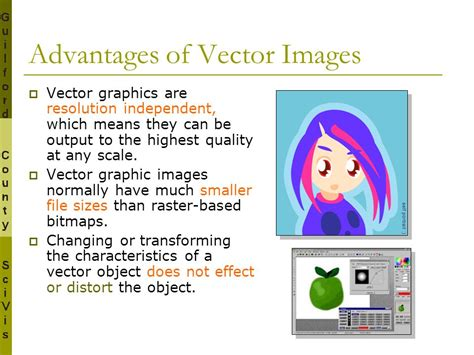 eps format advantages and disadvantages vector vs bitmap scivis v ppt download